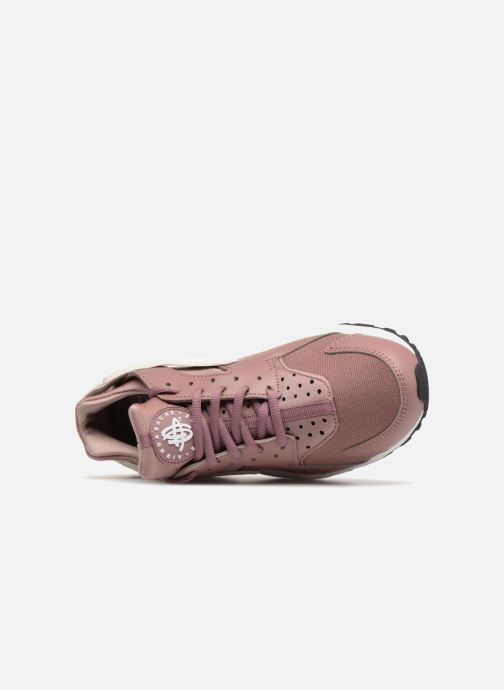 Sneaker Nike Wmns Air Huarache Run lila ansicht von links
